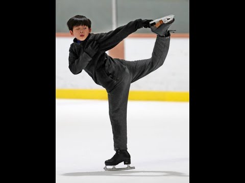 Pride for Asian-American skaters as they take to Olympic ice