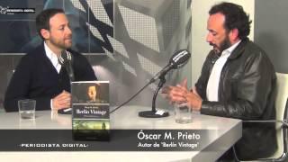 Oscar M. Prieto, autor de 'Berlín Vintage'