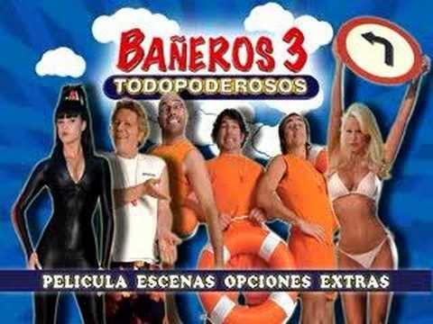 Luciana Salazar en Bañeros 3, Todopoderosos
