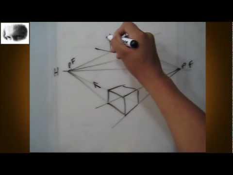 Video Dibujar a dos puntos de fuga - perspectiva - dibujo básico, tips,consejos, arte download in MP3, 3GP, MP4, WEBM, AVI, FLV January 2017