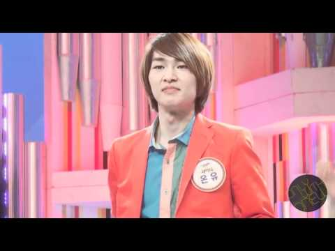 [FANCAM] 120417 Happy and cute Onew being his adorable self & \