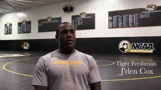 Getting to Know 4x MO State Champ & 4x National Champ J'den Cox