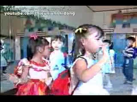 Đi học về (Ca nhạc thiếu nhi)  - Đơn ca nhà trẻ tân định Q.1