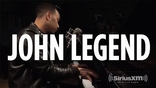 "John Legend ""Ordinary People"" // SiriusXM // The Heat"