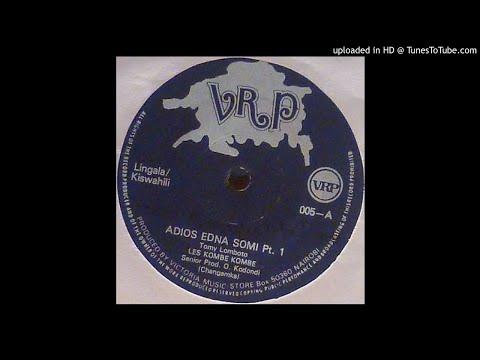 ADIOS EDNA SOMI 1&2 - Les Kombe Kombe