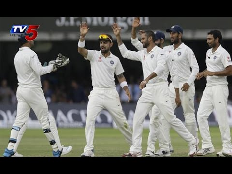 India claims historic win against England at Lords : TV5 News
