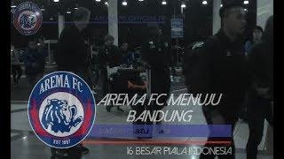 Perjalanan AREMA FC: Kontra Persib Bandung, Leg pertama 16 Besar Piala Indonesia