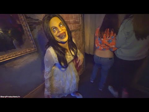 Horrors of Blumhouse: Chapter Two (Full Maze) Halloween Horror Nights at Universal Studios Hollywood