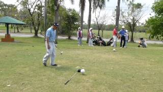 Golf Holiday In Bangkok And Kanchanaburi - Feb 2013