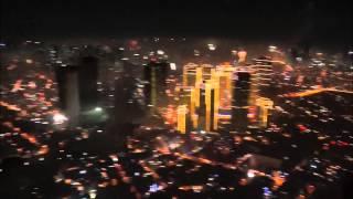 Новогодний фейерверк в Маниле