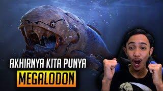 Video AKHIRNYA MEGALODON JADI MILIK KITA! - FEED AND GROW FISH INDONESIA #9 MP3, 3GP, MP4, WEBM, AVI, FLV Juni 2019