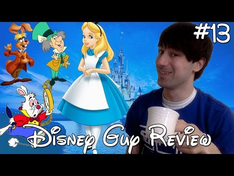 Disney Guy Review - Alice In Wonderland