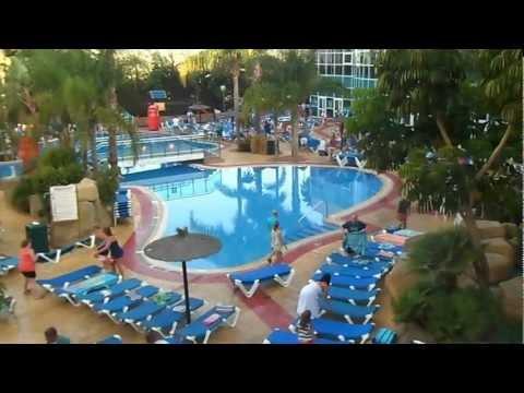 Rezerwacja hotelowych leżaków - Cebulaki w akcji