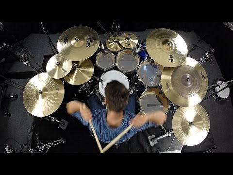 Cobus - Avenged Sevenfold - Critical Acclaim (Drums Only Version)