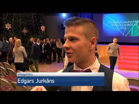 Apbalvoti Valmieras jaunatnes sporta laureāti 2016