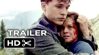 The Silent Mountain Official Trailer 1 (2014) - Romantic Adventure HD
