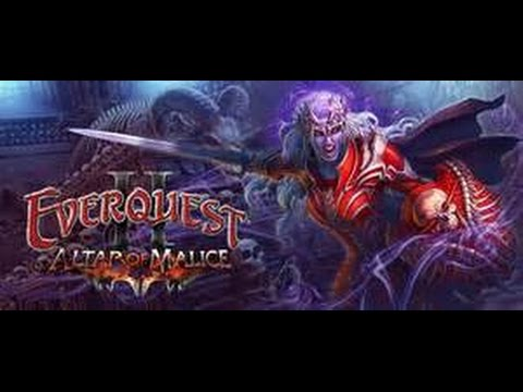 Everquest 2 Alter of Malice part 16