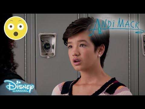 Andi Mack | Season 3 - Episode 3 First 5 Minutes | Disney Channel UK