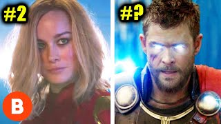 Video The Most Powerful Characters In The Marvel Universe Ranked MP3, 3GP, MP4, WEBM, AVI, FLV Mei 2019