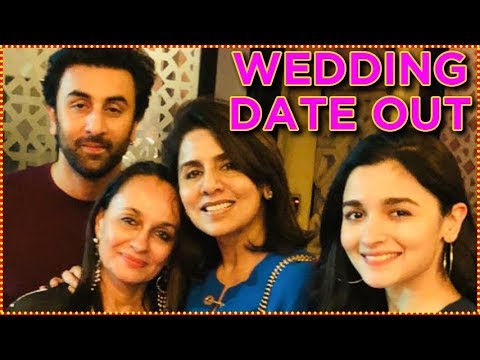 Alia Bhatt Ranbir Kapoor WEDDING DETAILS, Neetu Si