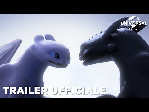 Preview Trailer Dragon Trainer: Il Mondo Nascosto, trailer ufficiale italiano