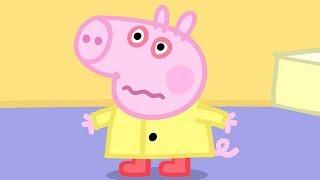 Peppa Pig En Español - El resfriado de George - Capitulos Completos  - Pepa la cerdita