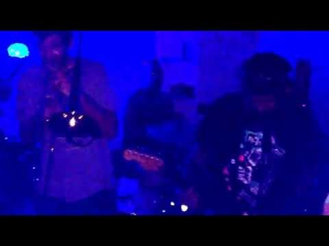 """Super Fun Time Awesome Party Band """"Cee Vee"""" at the 2nd Annual Nasty House Party  8/27/16"""