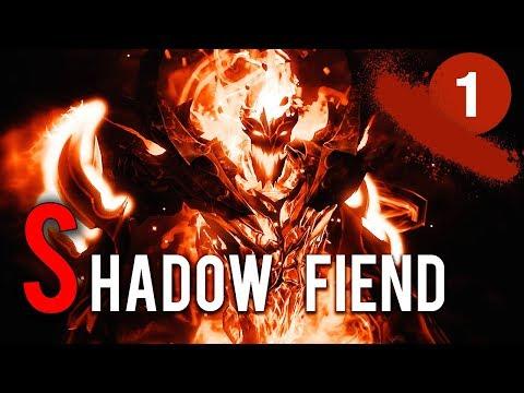 Reddit wtf - Dota 2 Shadow Fiend Moments Ep. 01