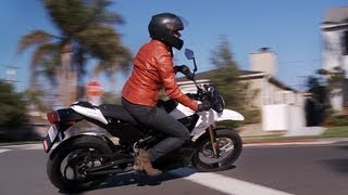 9. 2012 Zero Motorcycles DS ZF6