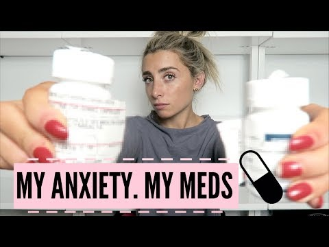 WHY I TAKE ANXIETY MEDICATION EVERYDAY | Lauren Elizabeth