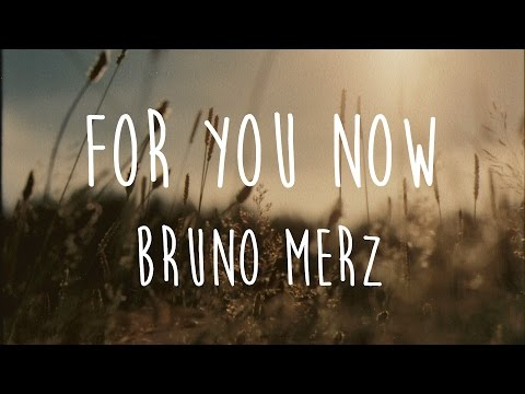 Tekst piosenki Bruno Merz - For You Now po polsku