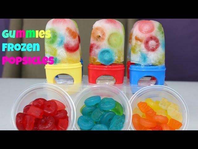 Frozen Popsicles