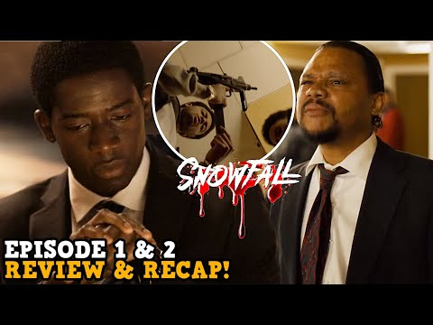 Snowfall Season 4 'EPISODE 1 & 2 REVIEW AND RECAP!