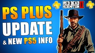 𝗣𝗦 𝗣𝗹𝘂𝘀 Update - 𝗡𝗲𝘄 𝗣𝗦𝟱 Info Confirmed & E3 2019 (𝗣𝗹𝗮𝘆𝘀𝘁𝗮𝘁𝗶𝗼𝗻 𝗡𝗲𝘄𝘀)