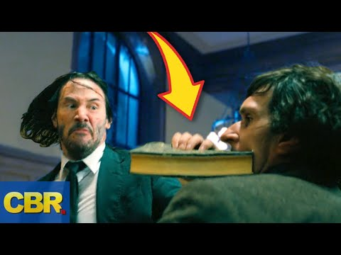 John Wick's 10 Deadliest Weapons