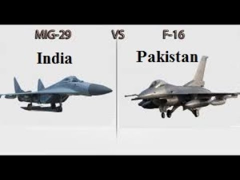 F-16 vs Mig 29 Which Would Win?...