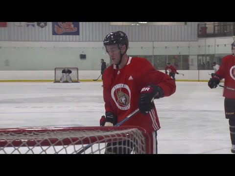 Video: Senators aren't worried about scoring before start of NHL season