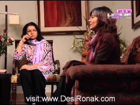 Aankh Bahr Aasmaan Ptv Drama - 15th September 2012