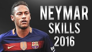 Neymar vs Two Or More Defenders 2016