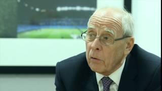 Stoke-Chairman Peter Coates über Sir Stanley Matthews