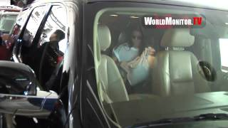 Jenner (CA) United States  City pictures : Kendall Jenner, Kylie Jenner, Kris Jenner, Baby North West Paparazzi Frenzy at LAX