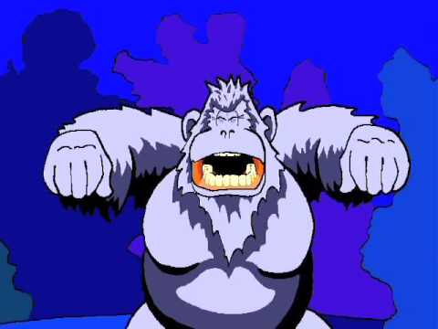 "Ray Stevens - ""Harry The Hairy Ape"" (Animated Music Video)"