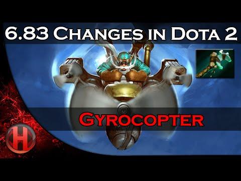 Dota 2: Những thay đổi của bản 6.83 (2)