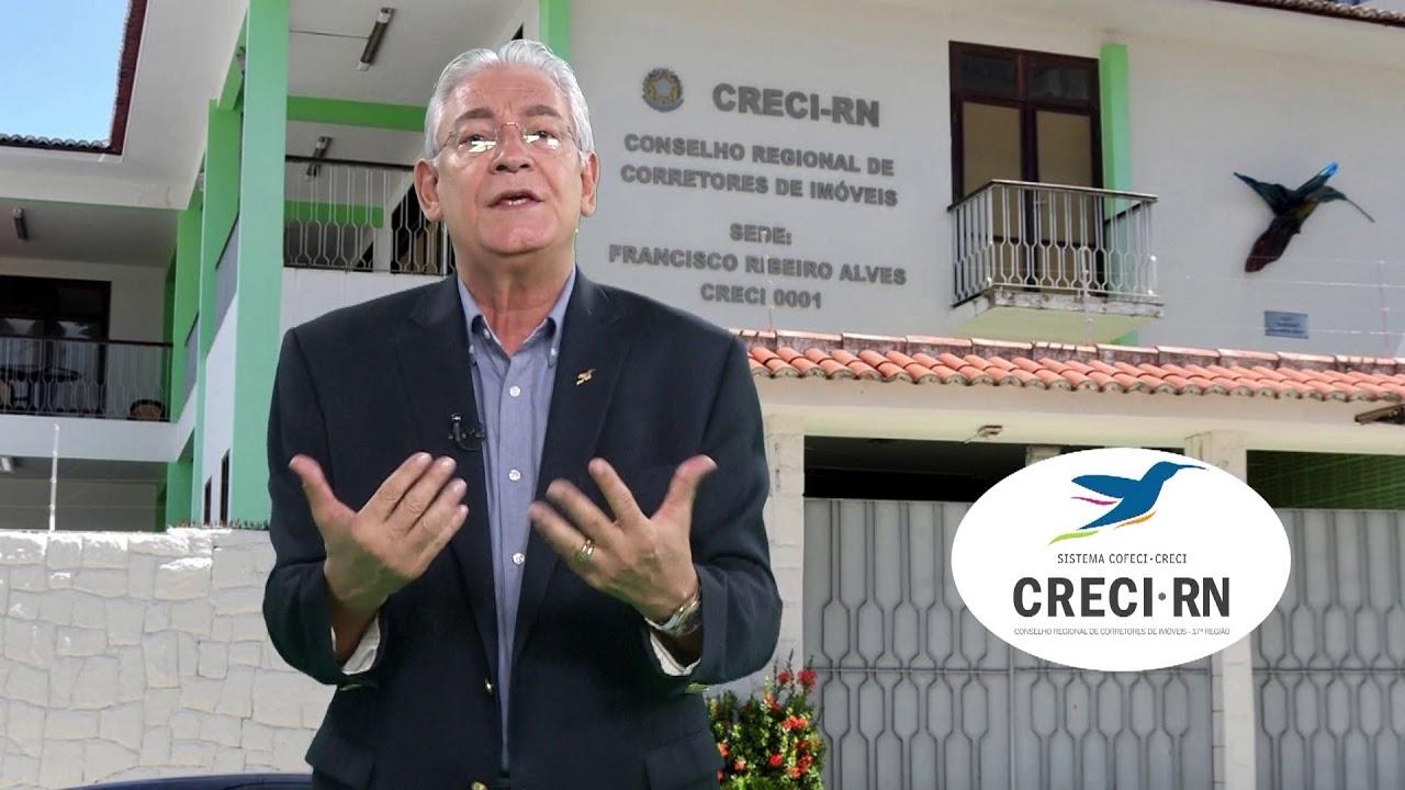 O Creci-RN deseja que 2018 traga melhores oportunidades para os corretores de imóveis do RN e do país