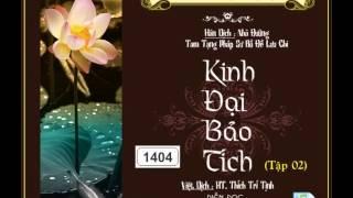 15/22, Pháp hội: Đại Thừa Phật Pháp (tt) (HQ) | Kinh Đại Bảo Tích tập 02