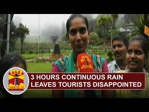3-Hours-Continuous-Rain-in-Kodaikanal-leaves-Tourists-disappointed-Thanthi-TV