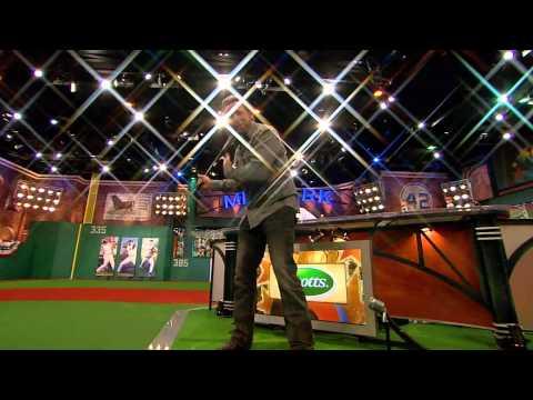 Kevin Millar Golf Lesson on Intentional Talk