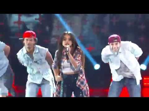 Becky G - Shower Live 2014 - Teen Choice Awards #TCA