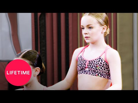 Dance Moms: Pressley LITERALLY Walks All Over GiaNina (Season 8) | Lifetime