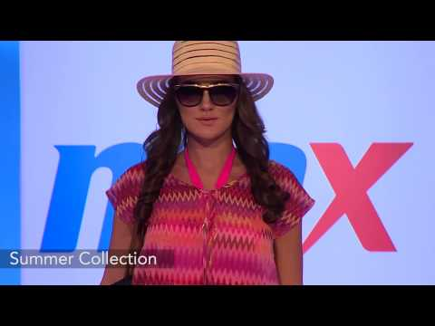 FLC Models & Talents -Print Campaigns - Max Summer 2015 Fashion show